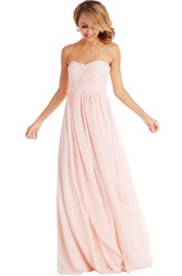 Sleeveless Sweetheart Ruched Chiffon Muti-Color Convertible Bridesmaid Dress With Pleats