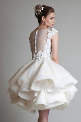 Little White Wedding Dress Ucenter Dress