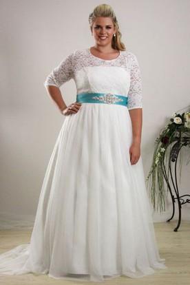 Plus Size Wedding Dresses Online | Cheap Plus Size Wedding ...