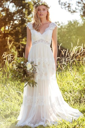 Rustic Wedding Dresses Country Wedding Dresses Ucenter Dress