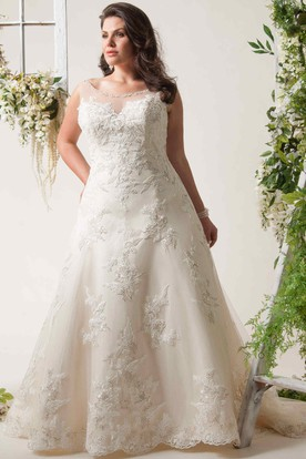 9c33de1ef4 Wedding Dresses for Fat Brides - UCenter Dress