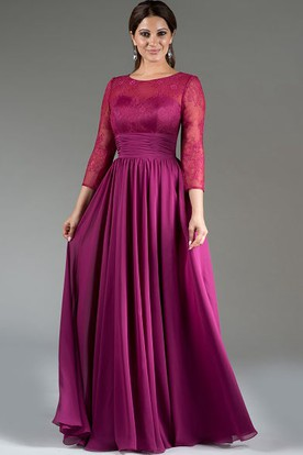 Plus Size Special Occasion Dresses With Sleeves   Plus Size ...