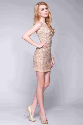 a4478dd90f01 Short Tight Fitting Formal Dresses | UCenter Dress