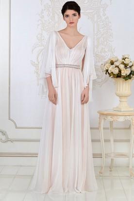 Greek Prom Dresses, Grecian Style Formal Dress , UCenter Dress