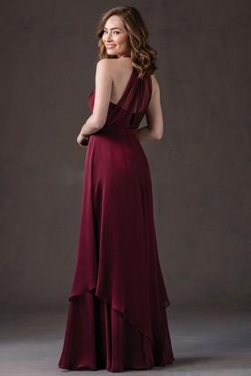 95024a2b745e Burgundy Bridesmaid Dresses   Burgundy Bridesmaid Gowns - UCenter Dress