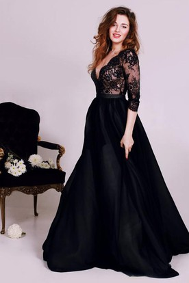 95c394cf35337 Sexy Black Prom Dresses | Black Prom Dresses - UCenter Dress