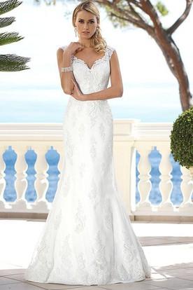 Plus Size Wedding Dress Designers - UCenter Dress
