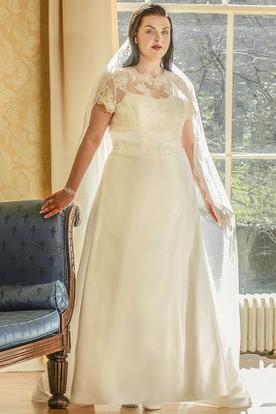 Plus Size Vintage Wedding Dresses Plus Size Gowns