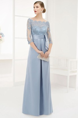 17ce23fc4c24 Light Blue Mother of the Bride Dresses | Shop by Color - UCenter Dress